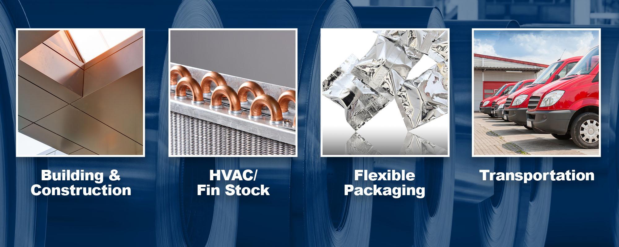 aluminum building sheet fin stock converter foil honeycomb foil