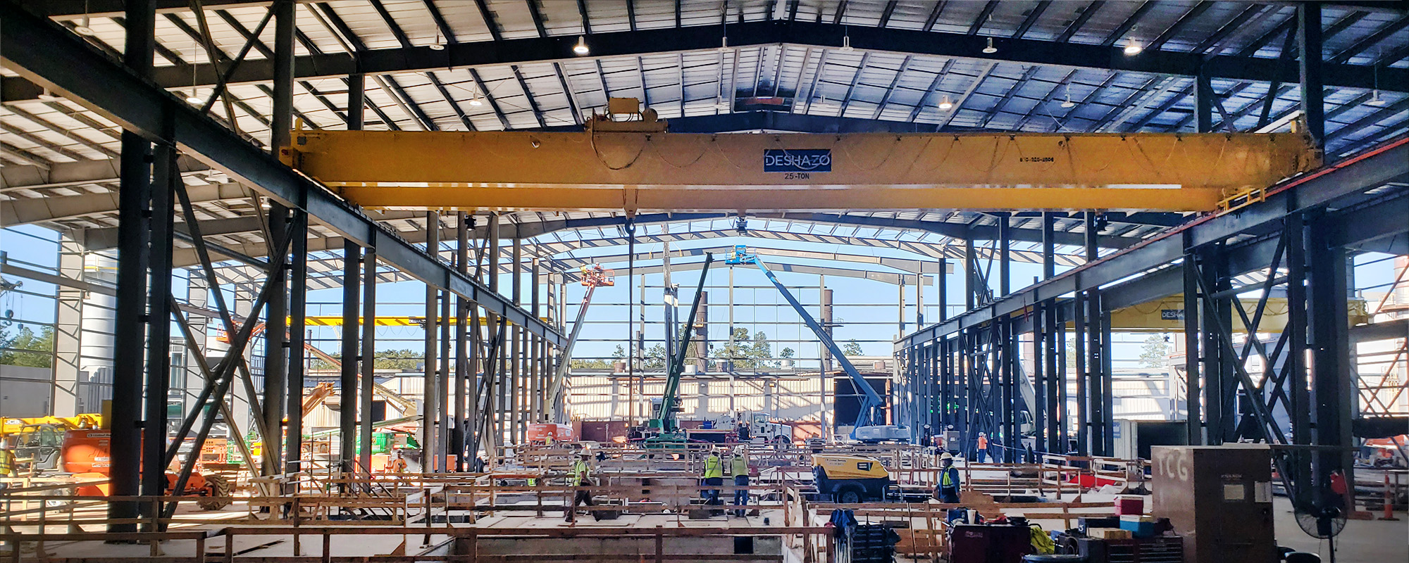 JW Aluminum Expansion Goose Creek South Carolina