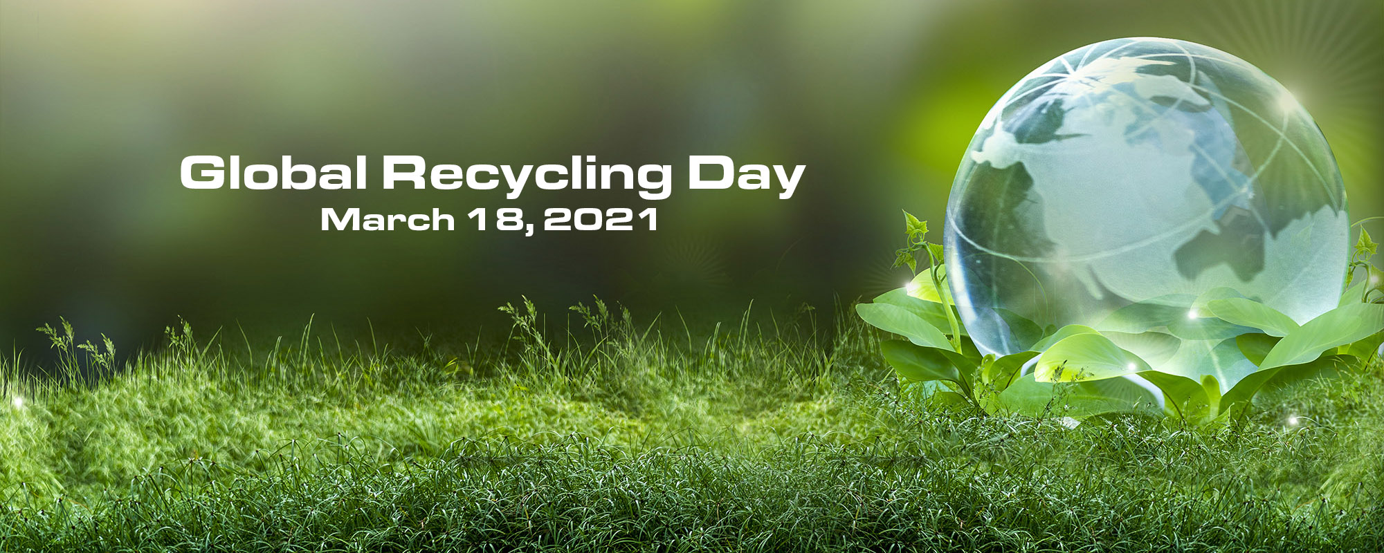 GlobalRecyclingDay 2021